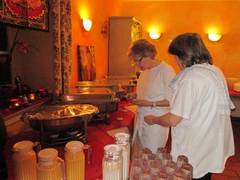 Ayurveda Küche Seminar