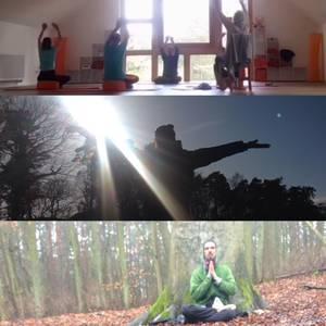 Yoga mit Jan Wolter