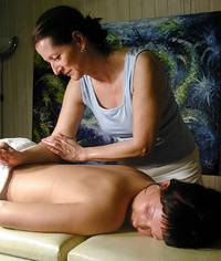 Honig-Ingwer-Massage