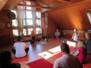 Yoga Kurse im Yoga Hotel