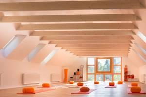 Yoga Raum 2 für Dein Yoga Retreat