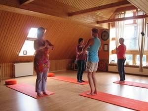 Yoga mit Dr. Hahn