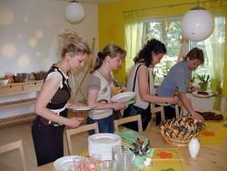 Gruppenhaus in Niedersachsen
