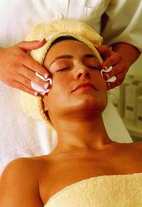 Kosmetikbehandlung Naturkosmetik