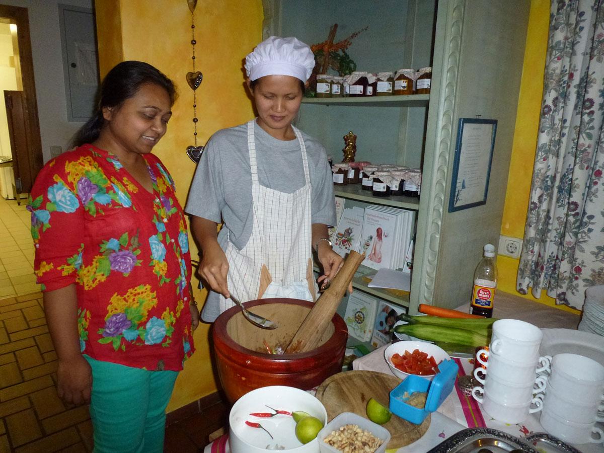 Thailandische Kuche Im Wellnesshotel Sagasfeld De